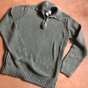 Territory Ahead Fern Green Sweater, Size S